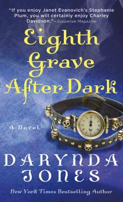 Eighth Grave After Dark: A Novel (Charley Davidson Series #8) Cover Image