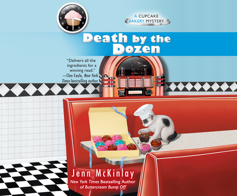 Death by the Dozen (Cupcake Bakery Mystery #3) Cover Image