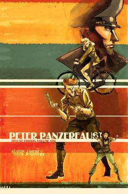 Cover for Peter Panzerfaust Deluxe Edition