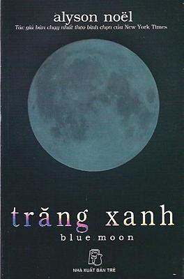 Cover for Trang Xanh (Immortals (Alyson Noel) #2)