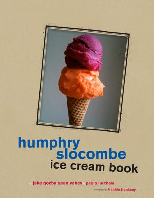 Humphry Slocombe Ice Cream Book Cover