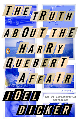 The Truth about the Harry Quebert Affair Cover