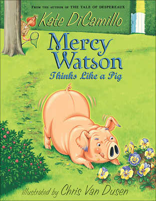 Mercy Watson Thinks Like a Pig Cover Image