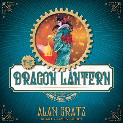 The Dragon Lantern Lib/E Cover Image