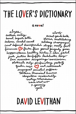 The Lover's Dictionary Cover
