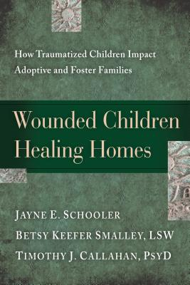 Wounded Children, Healing Homes: How Traumatized Children Impact Adoptive and Foster Families Cover Image