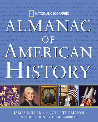 National Geographic Almanac of American History Cover