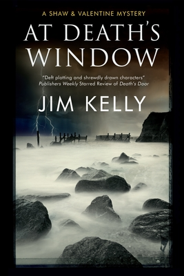 Cover for At Death's Window (Shaw and Valentine Mystery #5)