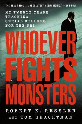 Whoever Fights Monsters Cover