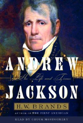 Andrew Jackson: His Life and Times Cover Image