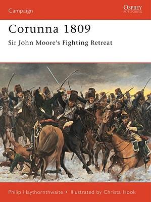 Corunna 1809 Cover