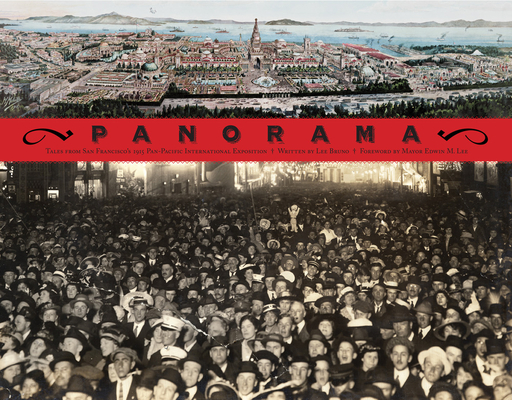 Panorama: Tales from San Francisco's 1915 Pan-Pacific International Exposition Cover Image