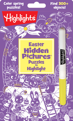 Easter Hidden Pictures® Puzzles to Highlight (Highlights Hidden Pictures Puzzles to Highlight Activity Books) Cover Image