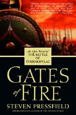 Gates of Fire: An Epic Novel of the Battle of Thermopylae Cover Image