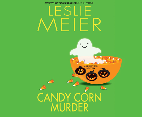 Candy Corn Murder (Lucy Stone Mysteries #22) Cover Image