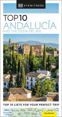 DK Eyewitness Top 10 Andalucía and the Costa del Sol (Pocket Travel Guide) Cover Image