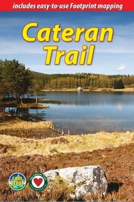 Cateran Trail: A Circular Walk in the Heart of Scotland Cover Image