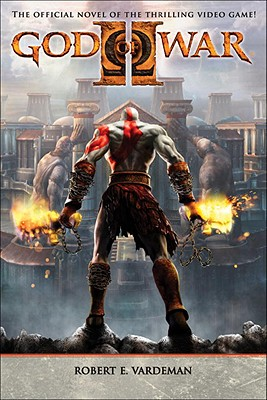 God of War II Cover