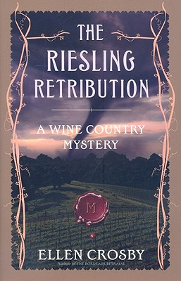 The Riesling Retribution Cover