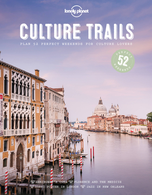 Culture Trails (Lonely Planet) Cover Image