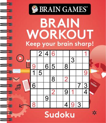 Brain Games - Brain Workout: Sudoku Cover Image