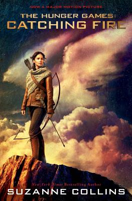 Catching Fire: Movie Tie-in Edition: The Second Book of The Hunger Games Cover Image
