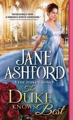 The Duke Knows Best (Duke's Sons #5) Cover Image