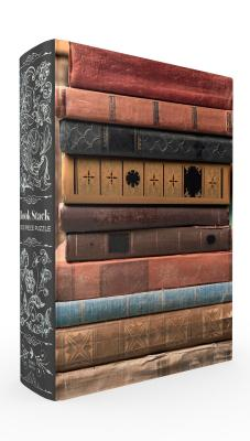 Book Stack Book Box Puzzle, Clamshell Cover Image