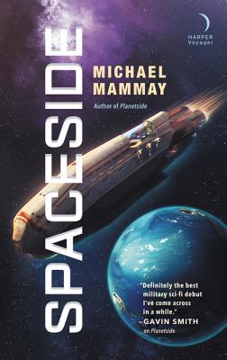 Spaceside (Planetside #2) Cover Image