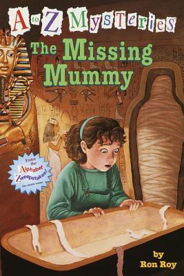 The Missing Mummy Cover
