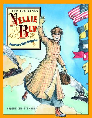 The Daring Nellie Bly Cover