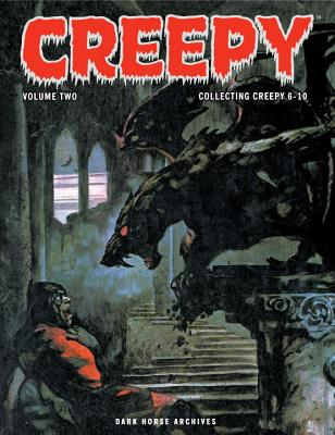 Creepy Archives, Volume 2 Cover