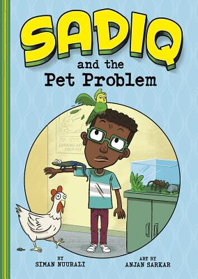 Sadiq and the Pet Problem Cover Image