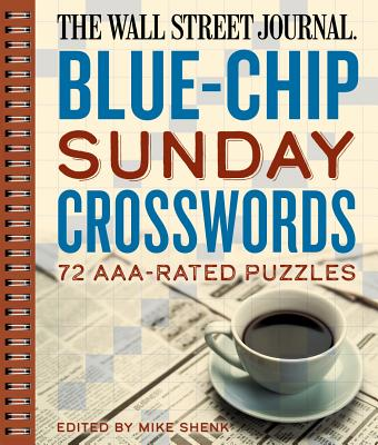Cover for The Wall Street Journal Blue-Chip Sunday Crosswords, 2