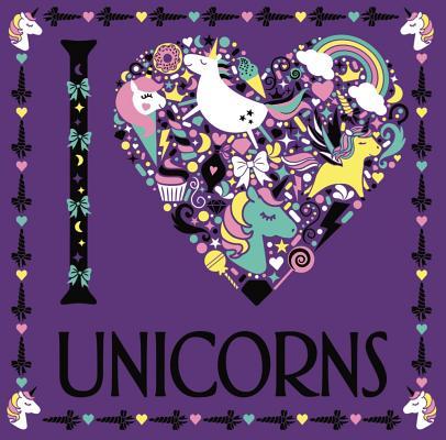 Cover for I Heart Unicorns, 2