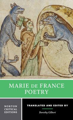 Marie de France: Poetry (Norton Critical Editions) Cover Image