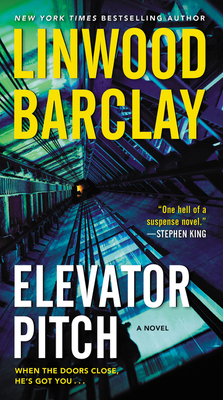 Elevator Pitch: A Novel Cover Image