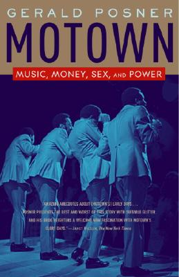 Motown: Music, Money, Sex, and Power Cover Image