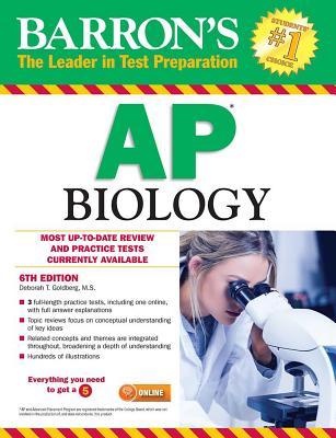 Barron's AP Biology Cover Image
