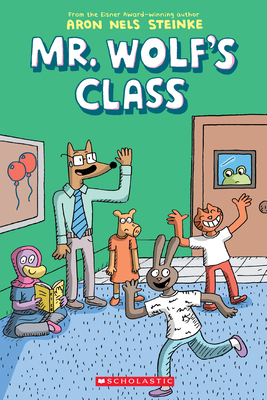 The Mr. Wolf's Class (Mr. Wolf's Class #1) Cover Image