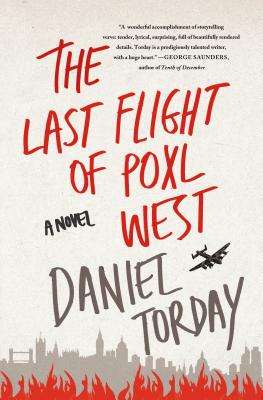 The Last Flight of Poxl West Cover