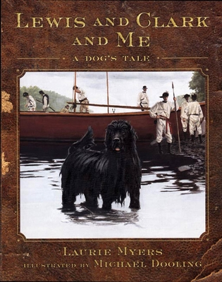 Lewis and Clark and Me Cover