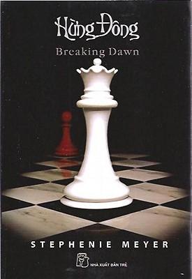 Twilight: Breaking Dawn Cover Image