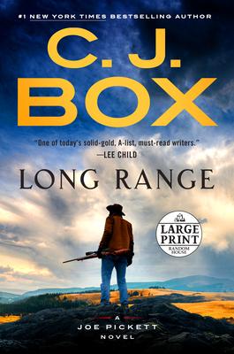 Cover for Long Range (A Joe Pickett Novel #20)
