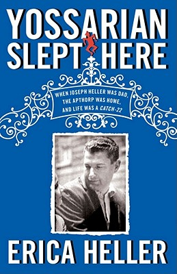 Yossarian Slept Here Cover