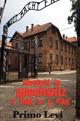 Survival in Auschwitz Cover