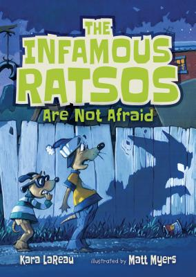 Cover for The Infamous Ratsos Are Not Afraid
