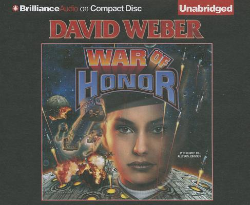 War of Honor (Honor Harrington #10) Cover Image