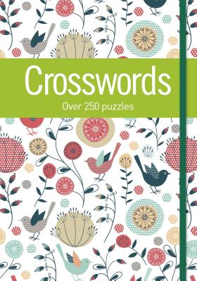 Crosswords: Over 250 Puzzles Cover Image
