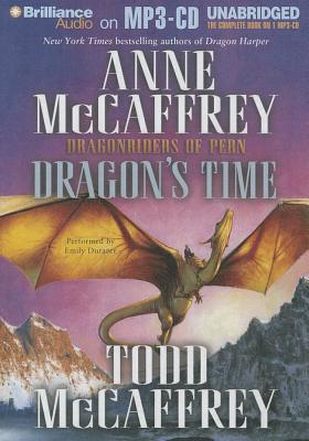 Dragon's Time Cover Image